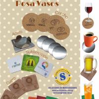 Posa Vasos Te presentamos una variedad de posa vasos para promocionar tu empresa o negocio en especial a los restaurantes, churrasquerias, posicionar tu marca de bebida etc. Contactos al WhtasApp (0982)950800