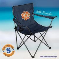 Silla Playera Silla desmontables con porta latita o hoppys. Consultas al WhatsApp (0982)950800