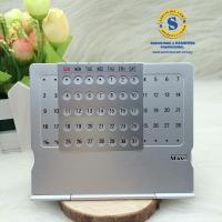Calendario Universal de Aluminio