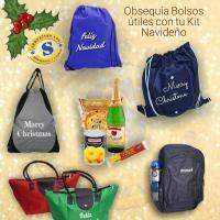 Bolsos Utilitarios Arma tu kit de fin de año con estos hermosos y útiles bolsos, regala recuerdos duraderos. Consultas al WhatsApp (0982)950800
