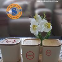 Set Multiuso Para el café, el escritorio o la oficina, tiene buena área de impresión para el logo de empresa. Consultas al WhatsApp 0982-5-950800, línea Baja 021-208208 o escríbenos en la galería de contactos.