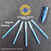Bolígrafo Antiestrés