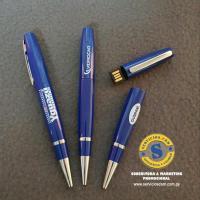 Bolígrafo y  Pendrive