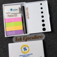 Kit Pendrive y Post It